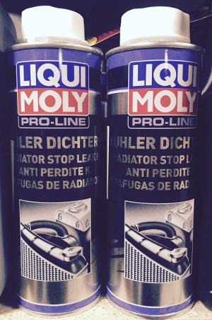 Liqui Moly Proline Στεγανοποιητικό Ψυγείου