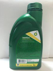BP Vanellus Multi A 20W50 1L