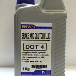 dot4 brake fluid bluoil