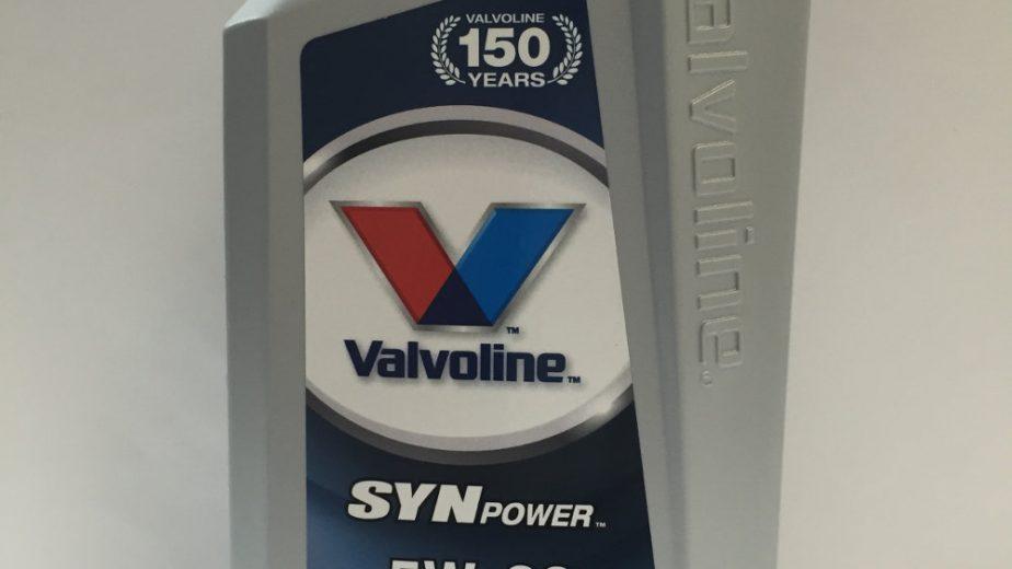 Valvoline SYN POWER XL-III 5W30