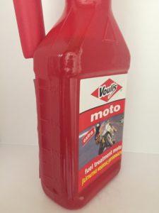 Βελτιωτικό καύσης μοτοσυκλέτας Voulis