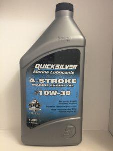 Quicksilver 4T 10w30