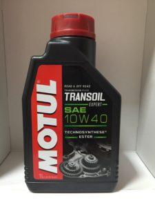 Motul Transoil SAE 10w40