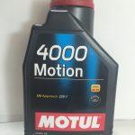MOTUL 4000 MOTION 15W40