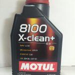 MOTUL 8100 X-CLEAN+ 5W30
