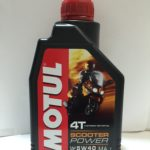 Motul 4T Scooter Expert 10w40 Technosynthese