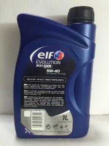 Elf Evolution 900 SXR 5W40