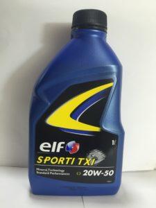 ELF Sporti TXI 20W50