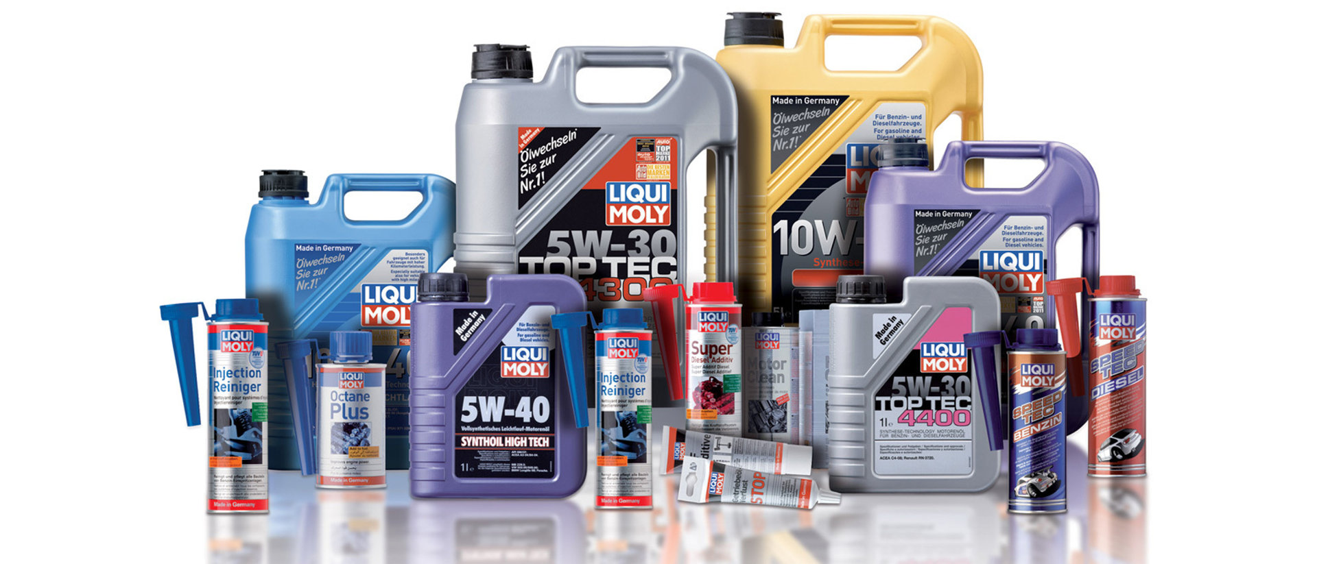 LIQUI MOLY MADE IN GERMANY