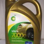BP Visco 7000c 5w40 4L