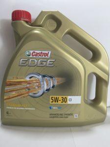 Castrol Edge Titanium FST 5W30
