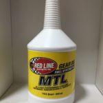 red line gear oil 75w80
